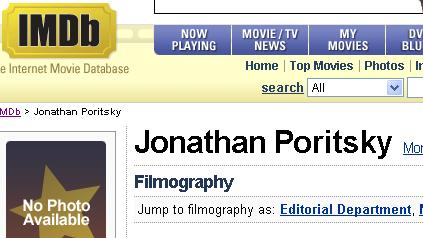 Finally Made it to IMDb.